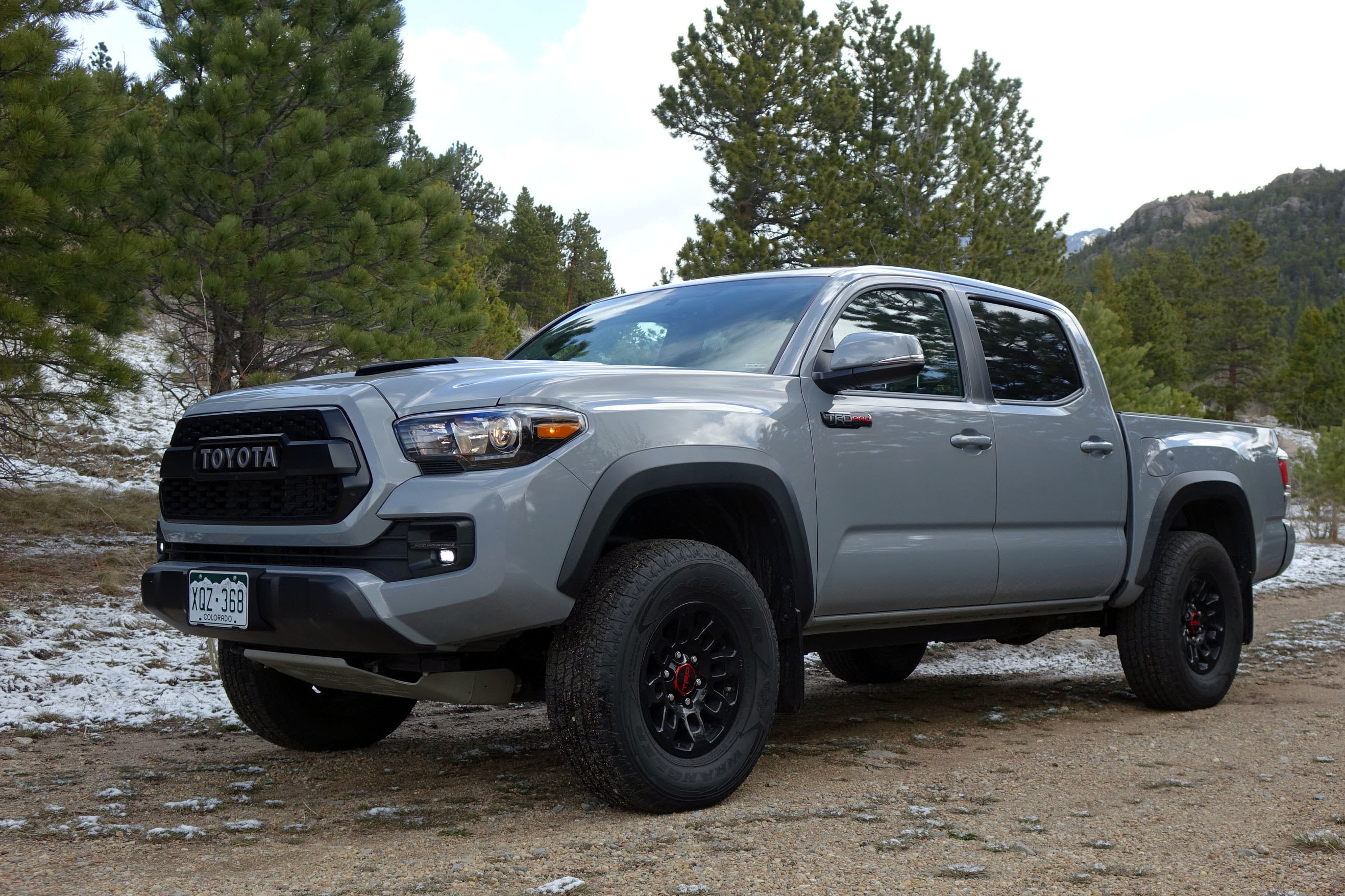 2017 Toyota Tacoma TRD Pro first drive review: the ...