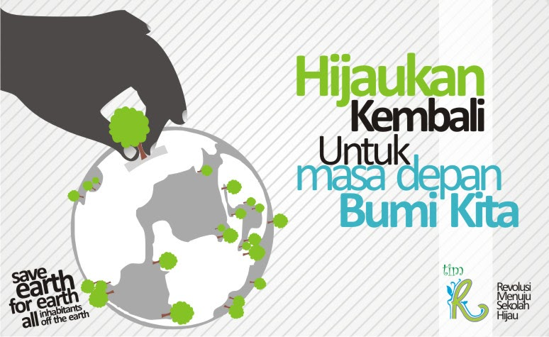Contoh Gambar Poster Ramah Lingkungan - Blogefeller