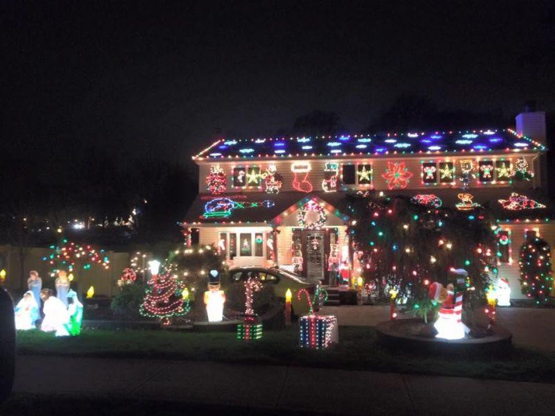 MAP: Best Christmas Light Displays Across Long Island ...