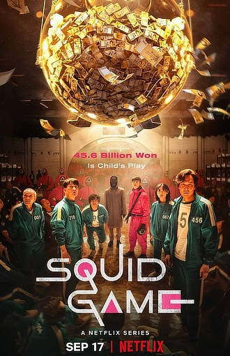 Download & Watch Squid Game (Season 1) Complete Dual Audio ORG 720p WEB-DL [Hindi-English] Full Series In Multi Audio 480p, 720p, 1080p, 4k Ultra hd