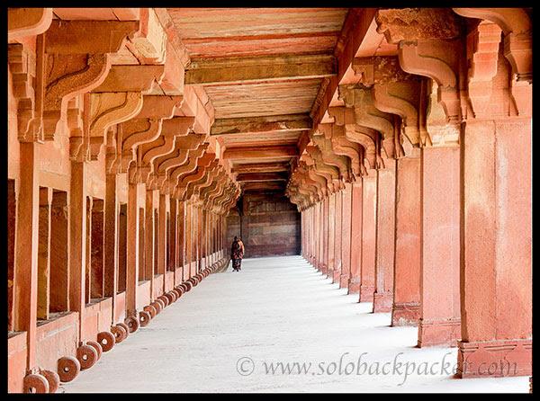 Fatehpur Sikri Part 2 Exploring Royal Enclosure Solo