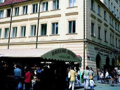 Hotel Melantrich Reviews