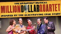 presale code for Million Dollar Quartet tickets in Portland - OR (Portland Center for the Performing Arts)