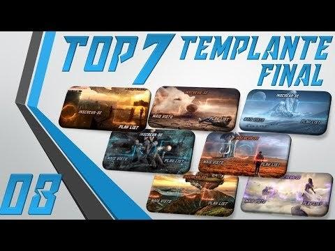Templante Final #08 Grátis free use Logo Tipo Designer