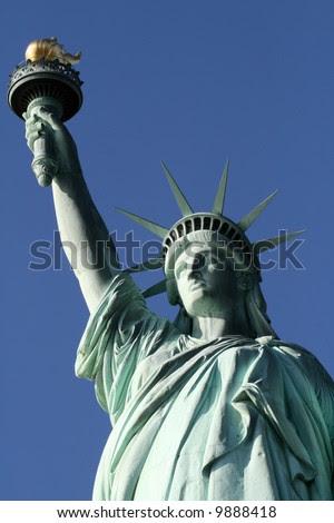 statue of liberty las vegas face. statue of liberty las vegas