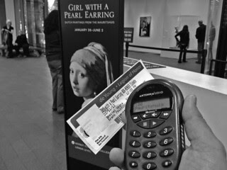 De Young Museum - The Girl With a Pearl Earring audio tour