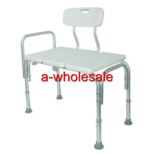 Bathroom Bath Tub Shower Transfer Bench Stool Chair Bath Seat | eBay
