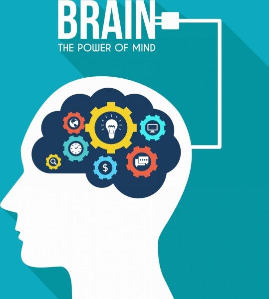 human_brain_icon_white_silhouette_head_gears_decoration_6829265