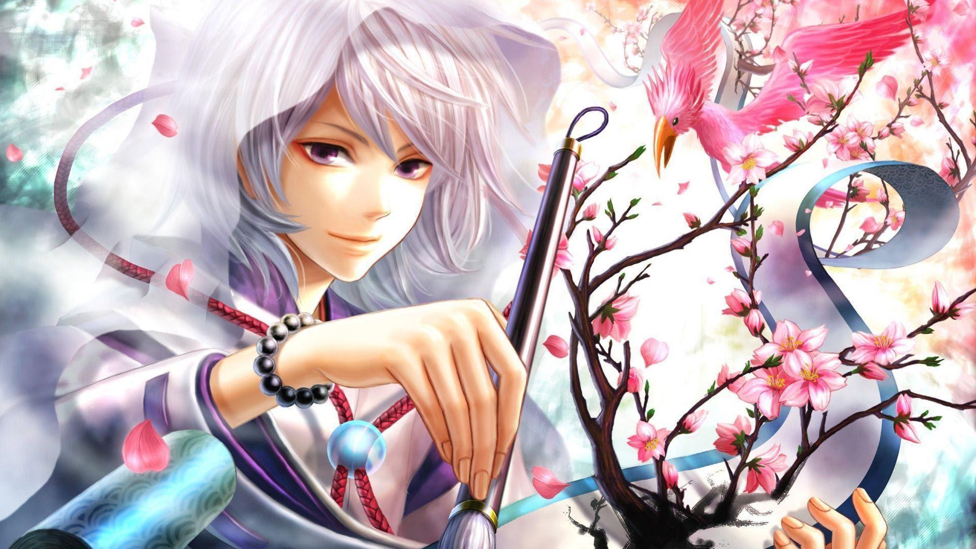 Awesome Hd 1080P Wallpaper Anime Keren Free