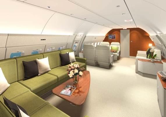 Σχεδιασμός VIP σε αεροπορική εταιρία