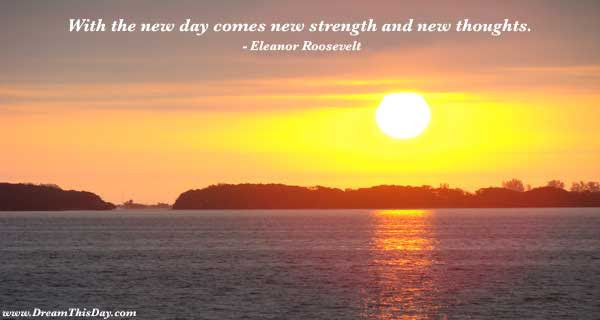 New Day Quotes Positive Quotes About New Day