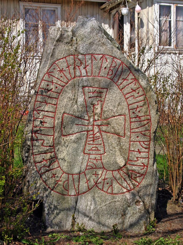 Runestone at Stav