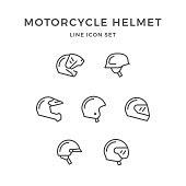 バイクヘルメット ストックフォトとイラスト ロイヤリティフリー