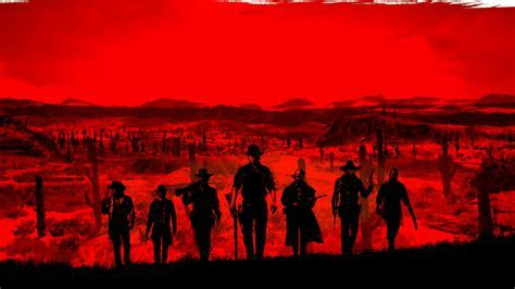 Free Red Dead Redemption ChromeBook Wallpaper Ready For