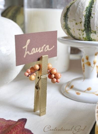 6 Ways to Use Clothespins to Decorate Your Wedding ? A