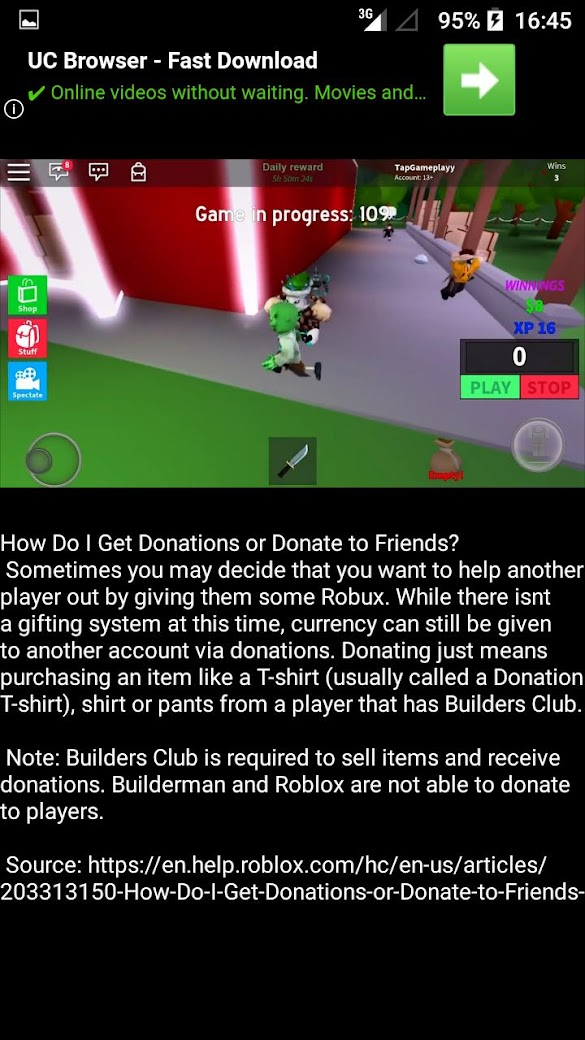 Donate Robux Picture : How to Donate Robux on Roblox?  Donation Box  - AmazeInvent - Donation robux updated their cover photo.