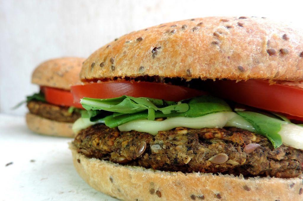 Resultado de imagen para hamburguesas de lentejas