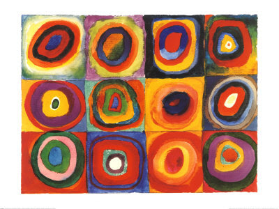 Kandinsky Paintings