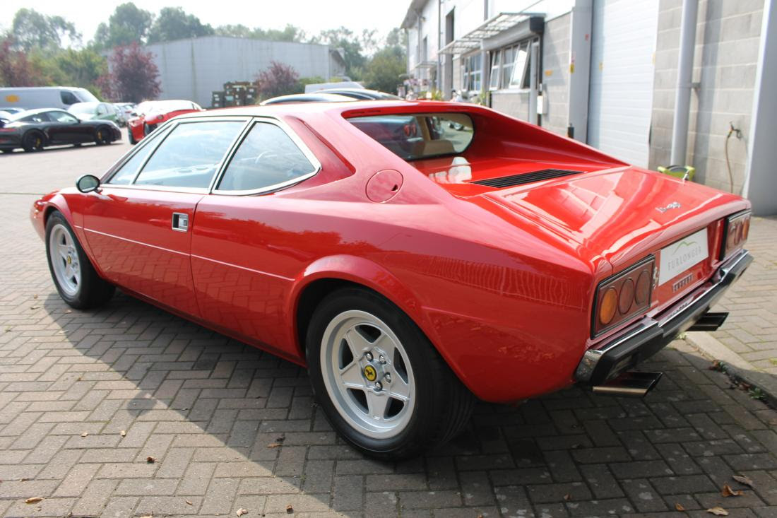 Ferrari 308 Gt4 Dino For Sale In Ashford Kent Simon