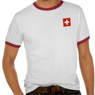 Swiss Pikemen Shirt shirt