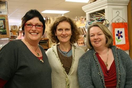 Trish,Annie & Natalie