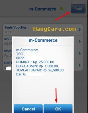 Beli Pulsa Telkomsel Di M Banking Bca - Seputar Bank