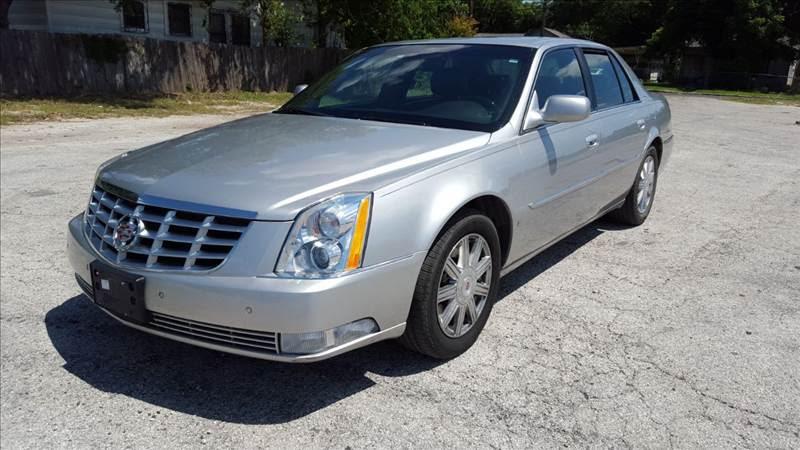 Used Cadillac DTS For Sale San Antonio, TX - CarGurus