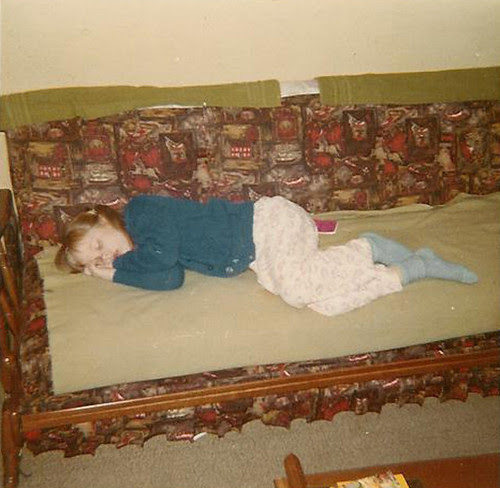 Let sleeping brats lie