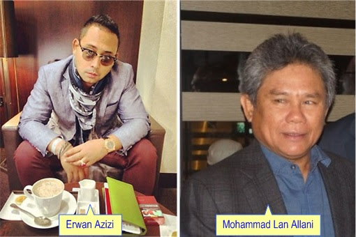 Australia Dudley International House - Malaysia MARA Corruption Scandal - Erwan Azizi and Mohammad Lan Allani