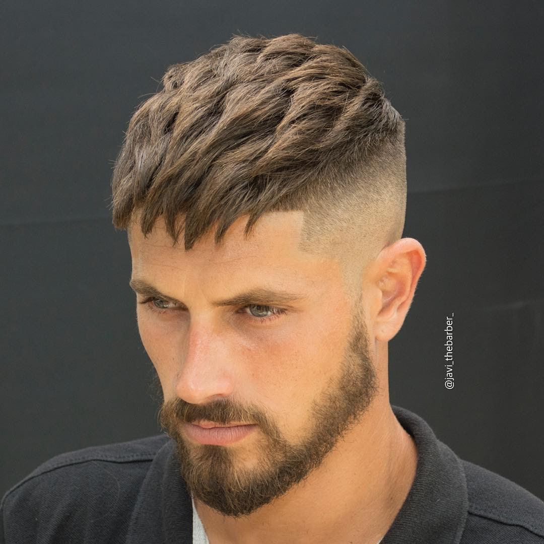 15 Best Hairstyles for Men with Thin Hair Mens - Hairstyles ...