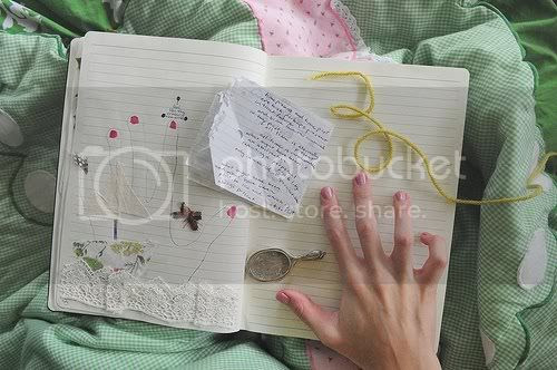 Handmade Journal Hand Pictures, Images and Photos