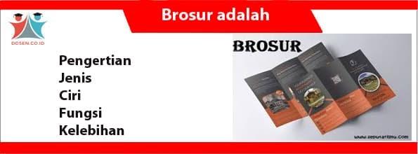 Persamaan Dan Perbedaan Brosur Dan Poster - Terkait Perbedaan
