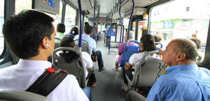 Cerca de 3000 estudiantes se beneficiarán este año con subsidio de transporte escolar