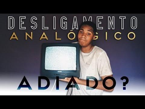 Zapeando - Desligamento da TV Analógica adiado no RJ?