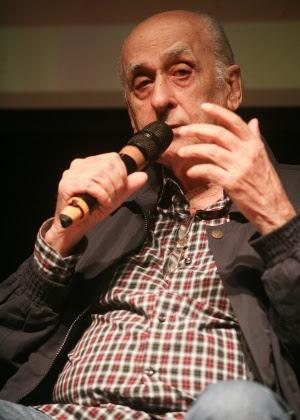 """Zuenir Ventura na mesa """"Em Nome do Pai"""" na Festa Literária Internacional de Paraty, a Flip 2014"""