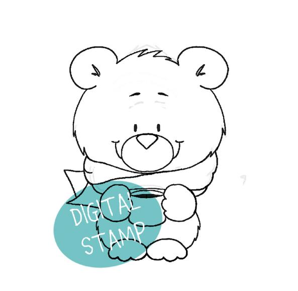 Little Mug Bear