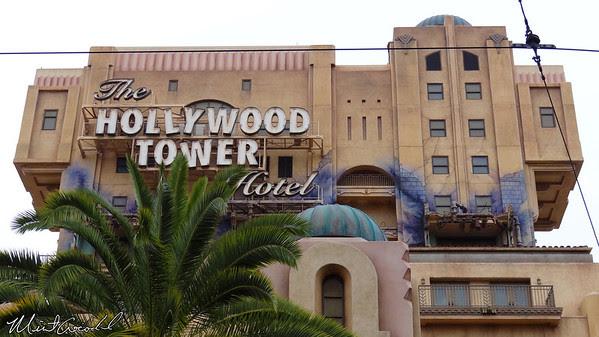 Disneyland Resort, Disney California Adventure, Tower of Terror, Limited, Time, Magic