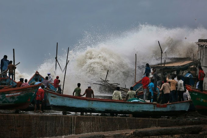 Cyclone Vayu Updates: Severe Storm Changes Course; Won't Hit Gujarat