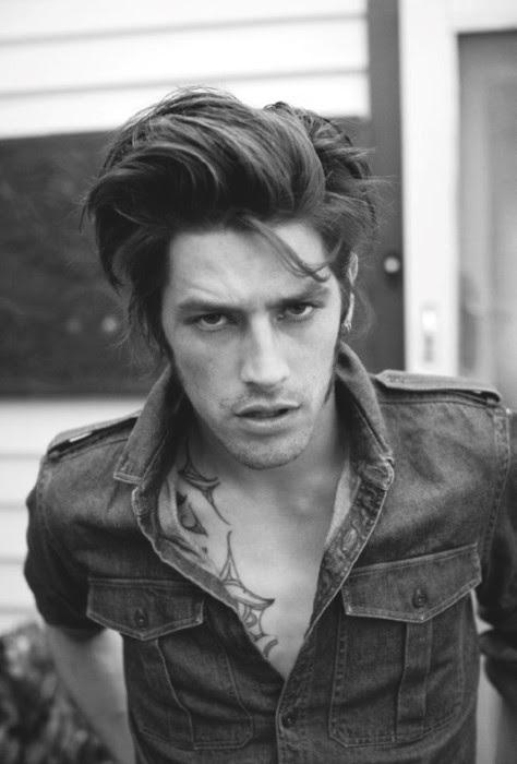 Haarschnitt Für Langes Gesicht Männer Kunstopde