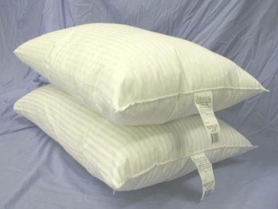 King Shredded Latex Foam Pillow Firm Pillows | eBay