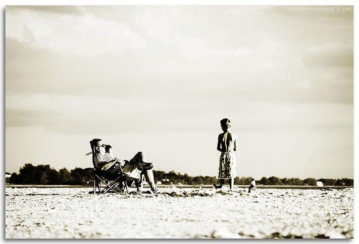 recuerdos de una dia en la playa