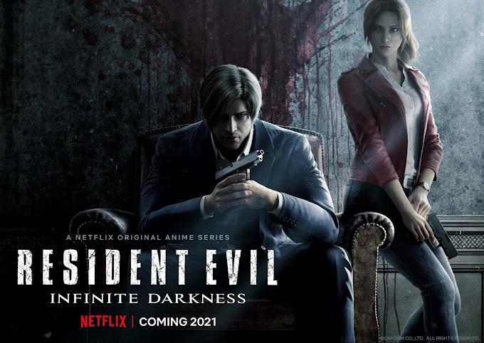Resident Evil: No escuro Absoluto tem trailer e data de lançamento divulgado