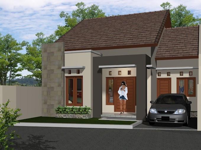 Gambar Rumah Pendopo Minimalis | Ide Rumah Minimalis