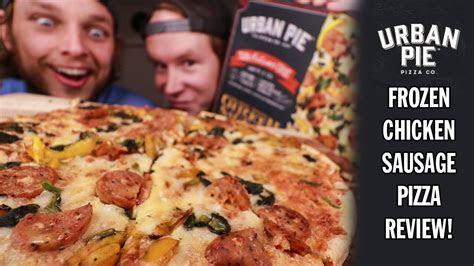 healthy frozen pizza  youtube