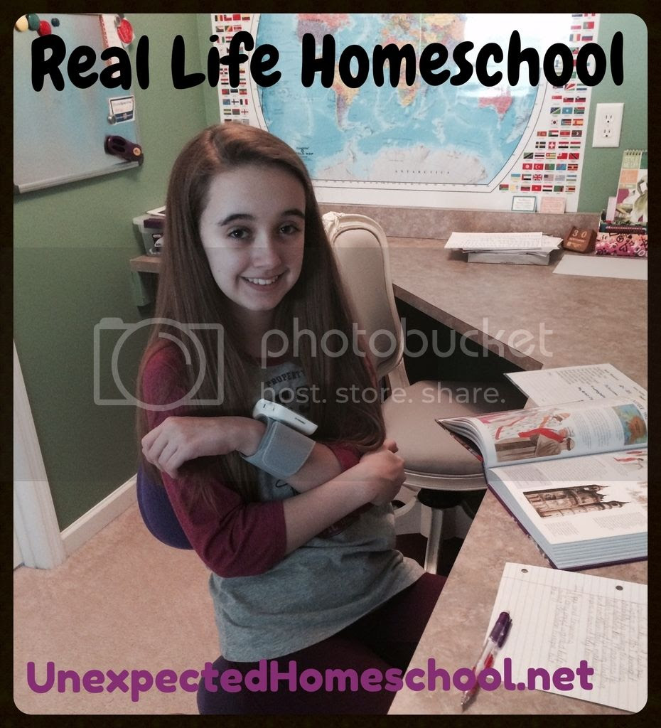 Unexpected Homeschool: Real Life Blog Hop