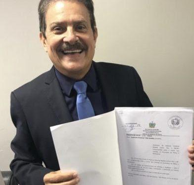 Aprovado projeto de Tião Gomes que denomina a PB-087 de rodovia Prefeito Iremar Flor