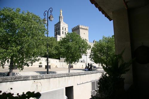 l'ombre du palais