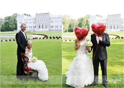 S&A vestuvės