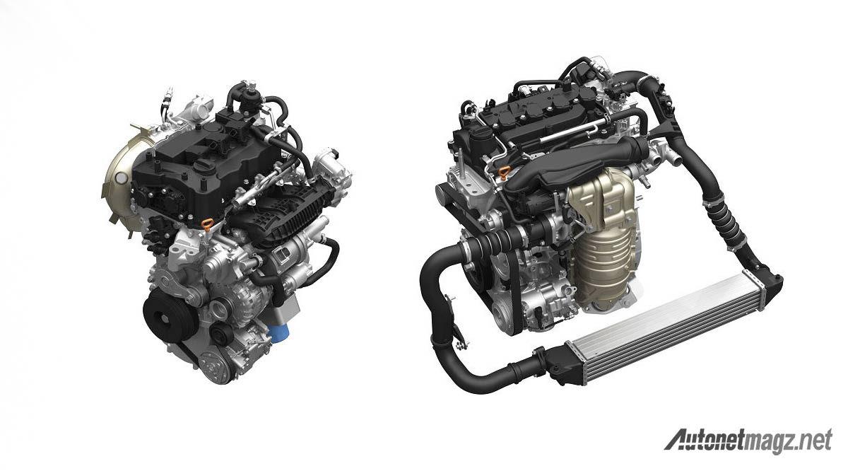 Honda Jazz Akan Pasang Mesin 1000 Cc Turbo127 Horsepower AutonetMagz