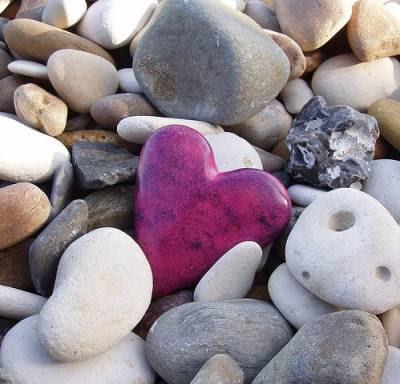 love,amore,sassi,cuore